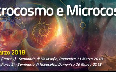 Macrocosmo & Microcosmo